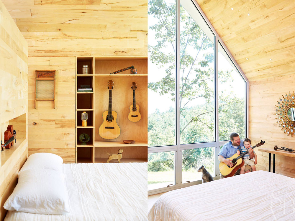 dwell magazine foley ridge cabin