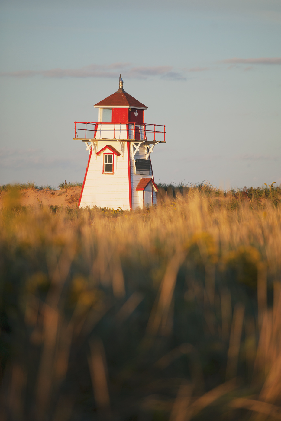 Stacey Van Berkel Photography I Covehead Harbour LIghthouse I Prince Edward Island, Canada