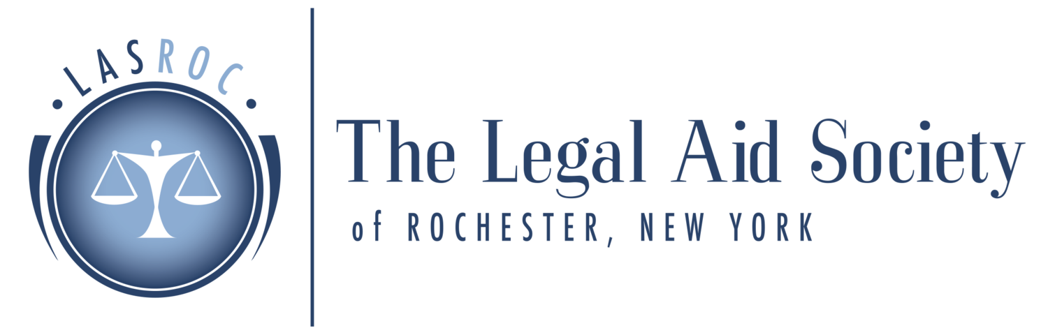 The Legal Aid Society of Rochester, New York