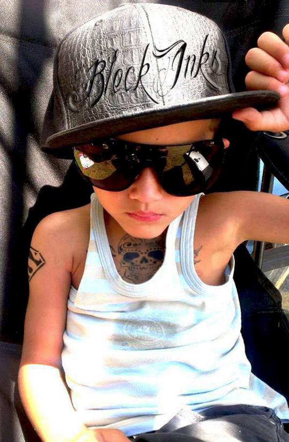 Tatouage temporaire pour enfant -
