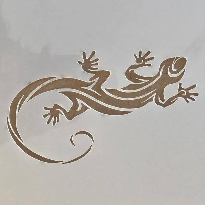 Custom-made Stencils -