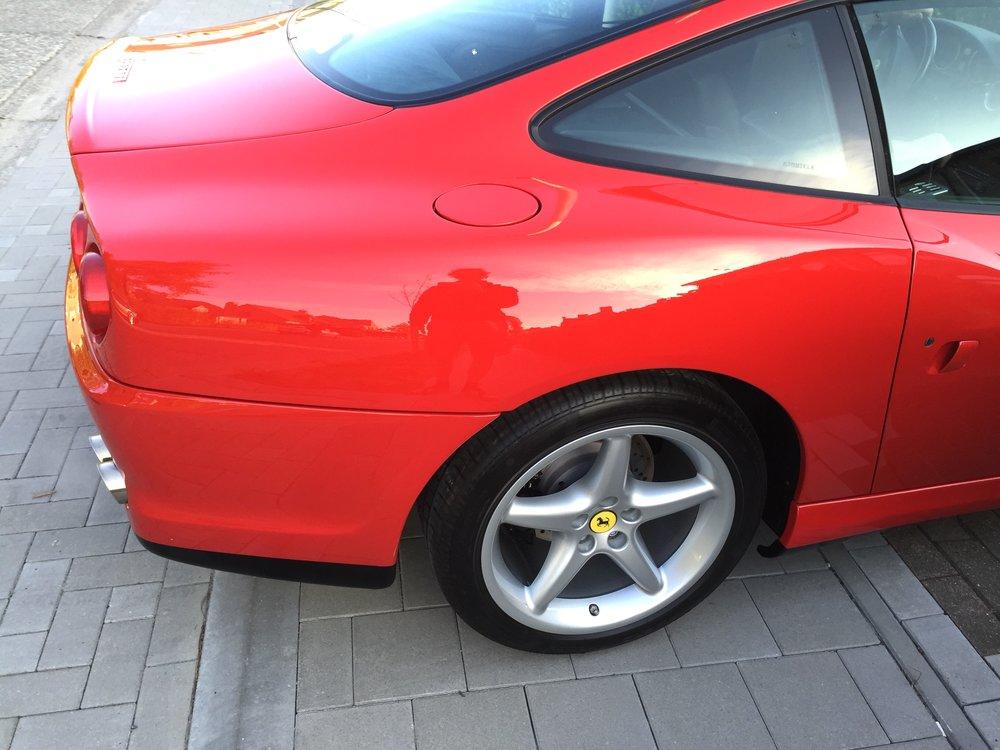 """Ferrari Maranello - Master Correction - Swissvax  """"Concorso"""""""