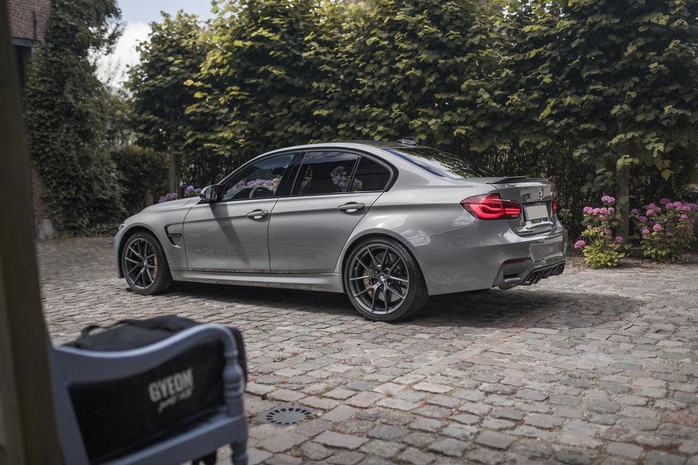 BMW M3 CS - Full GYEON QUARTZ coatings