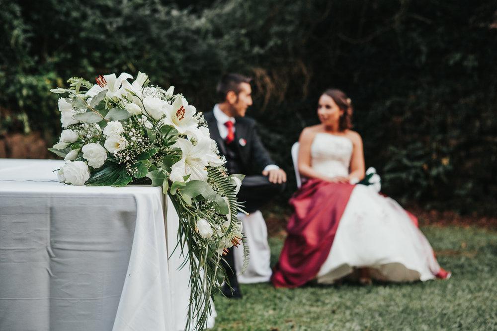 Reportaje de boda - un día mágico