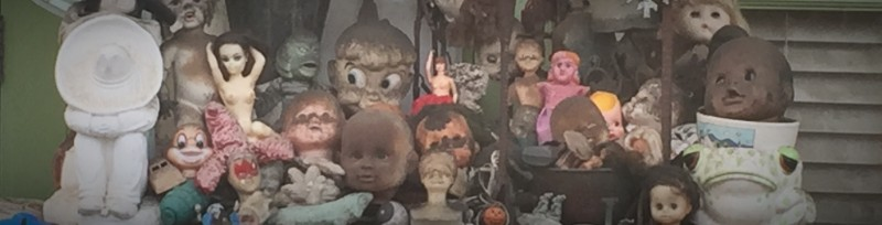 Heads, Venice, California