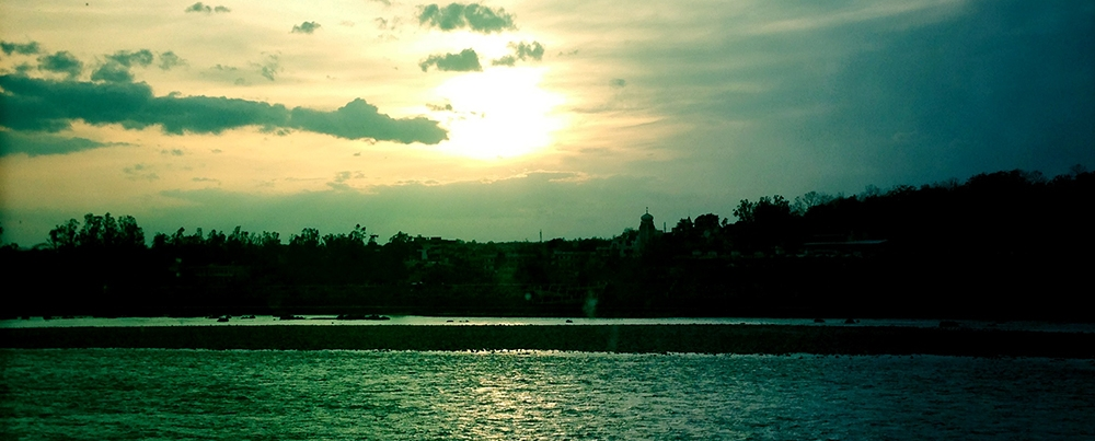 Maa Ganga, Rishikesh, Northern India.