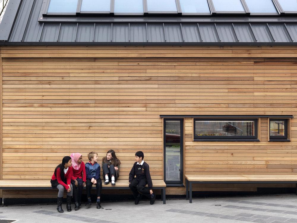 Penwortham Primary School, Wad