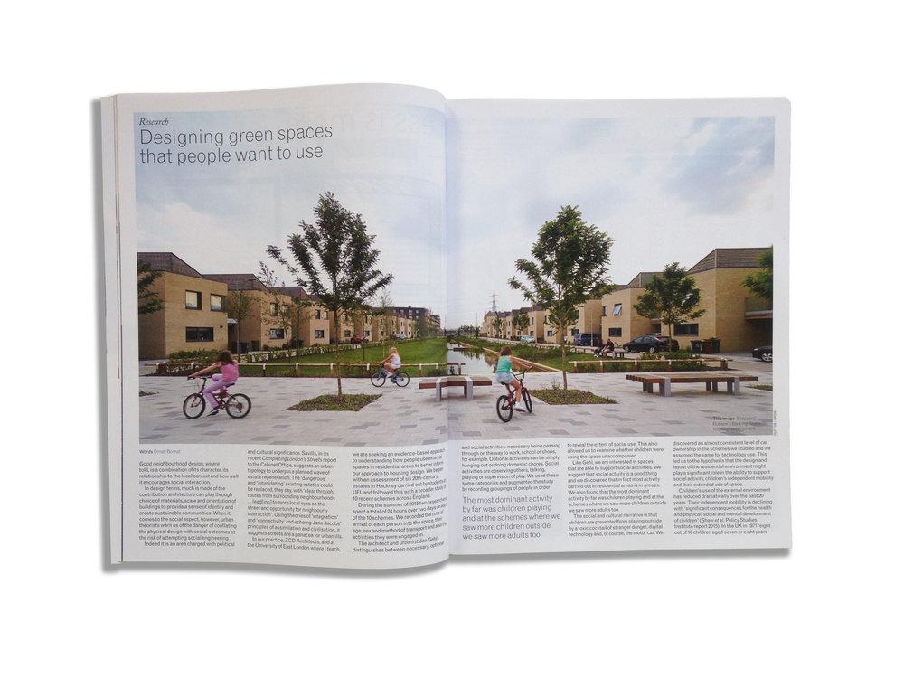 ZCD AJ green spaces article