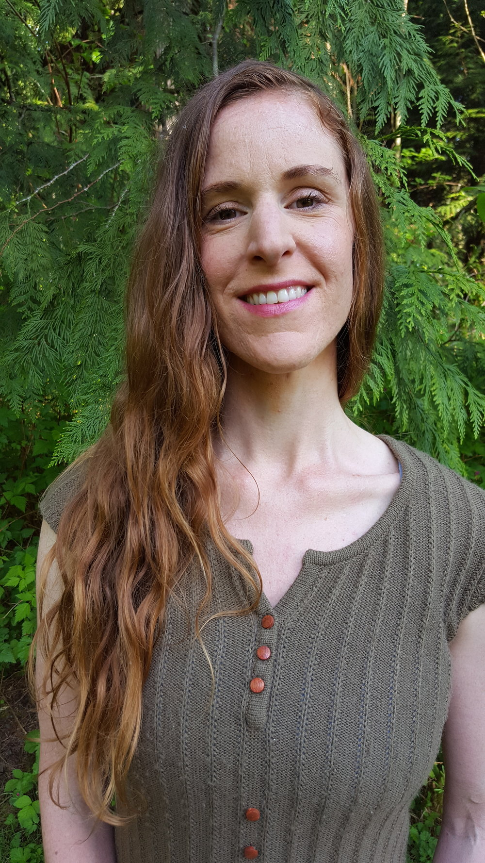 I am Iyengar Certified as well as a licensed Physical Therapist Assistant. Since working as a PTA, I have become fully immersed in the application of safe, creative, and powerful biomechanical movement to yoga practice and teaching. -