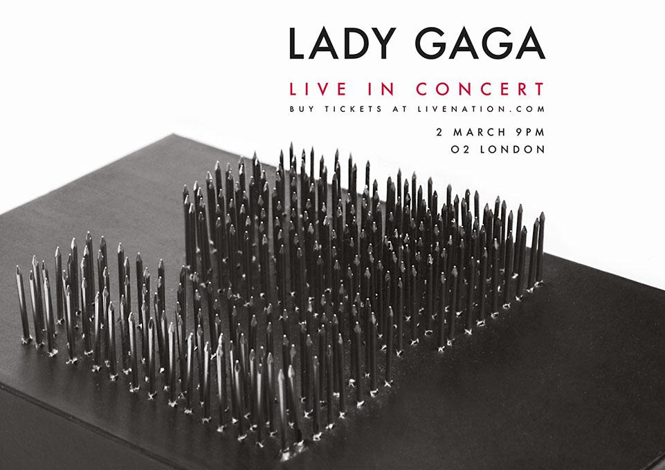Lady Gaga : Poster