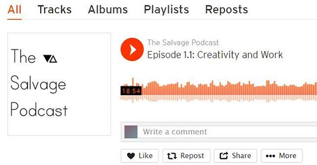 Episode 1:1 of our podcast is UP! This first full episode is all about creativity and work. How can you stay in an expansive, inspired mindset when you're hustling for that dough full time? @elzbthbrns and @kait_fowlie get into it!  This episode covers: ⚡️ Staying engaged with your creative work when you have a full time job. ⚡️Post-work rituals that nourish creativity (and those that don't). ⚡️ Falling under the spell of not being able to make a change. ⚡️ Understanding yourself on a deeper level through astrology. ⚡️ Being grateful for your job for teaching you lessons you wouldn't get elsewhere.