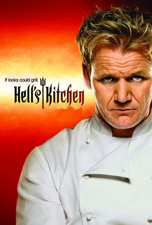 Gordon Ramsay's Hell's Kitchen (Fox) - Lead Vocalist, International Ad Campaign