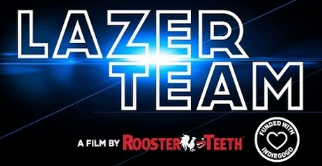 Rooster Teeth's Lazer Team (film) - Cellist
