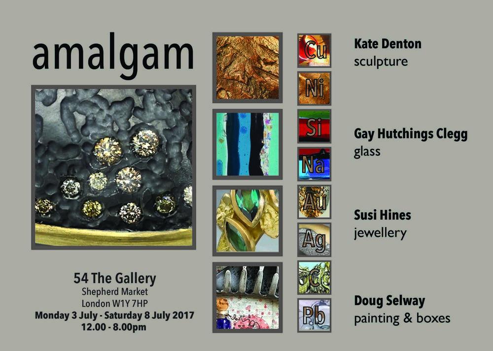 Amalgam show at Shepherds Market