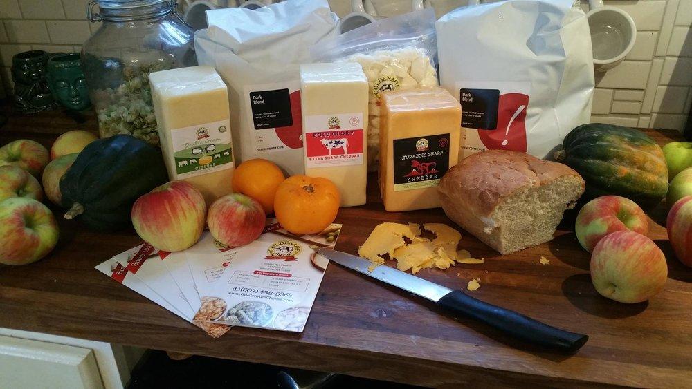 Apple N Cheese