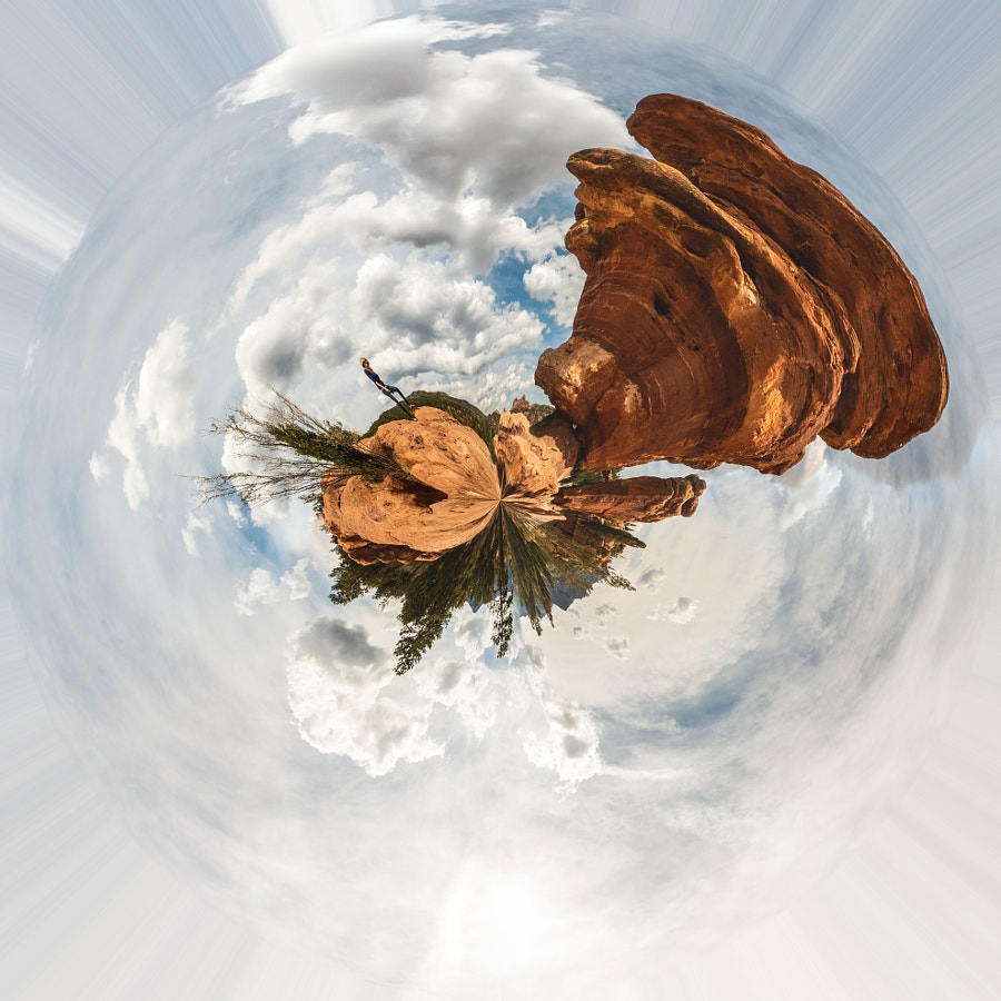 Wee Planet - Garden of the Gods