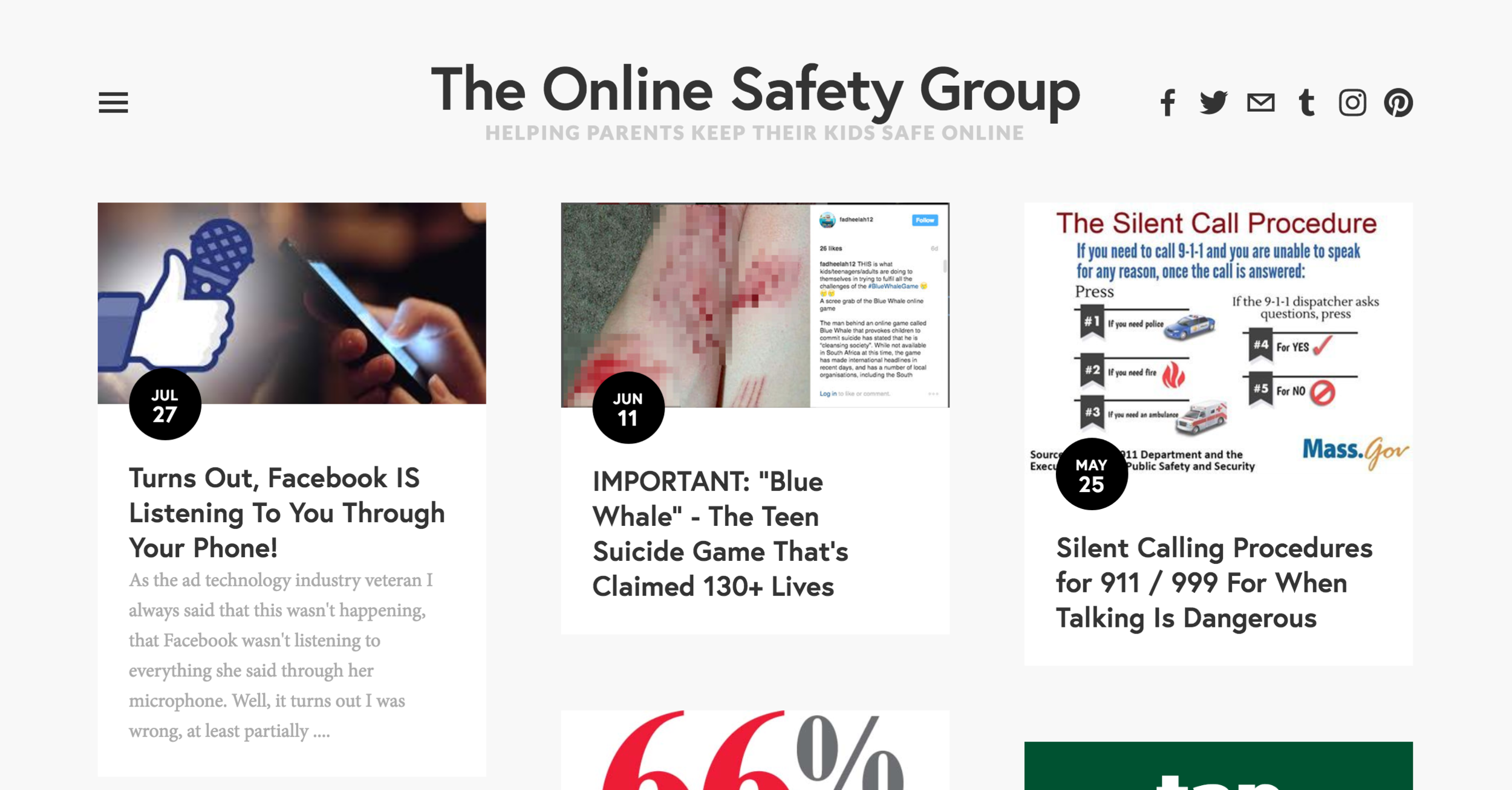 Introducing The Online Safety Group — DaxThink