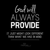 god-will-always-provide