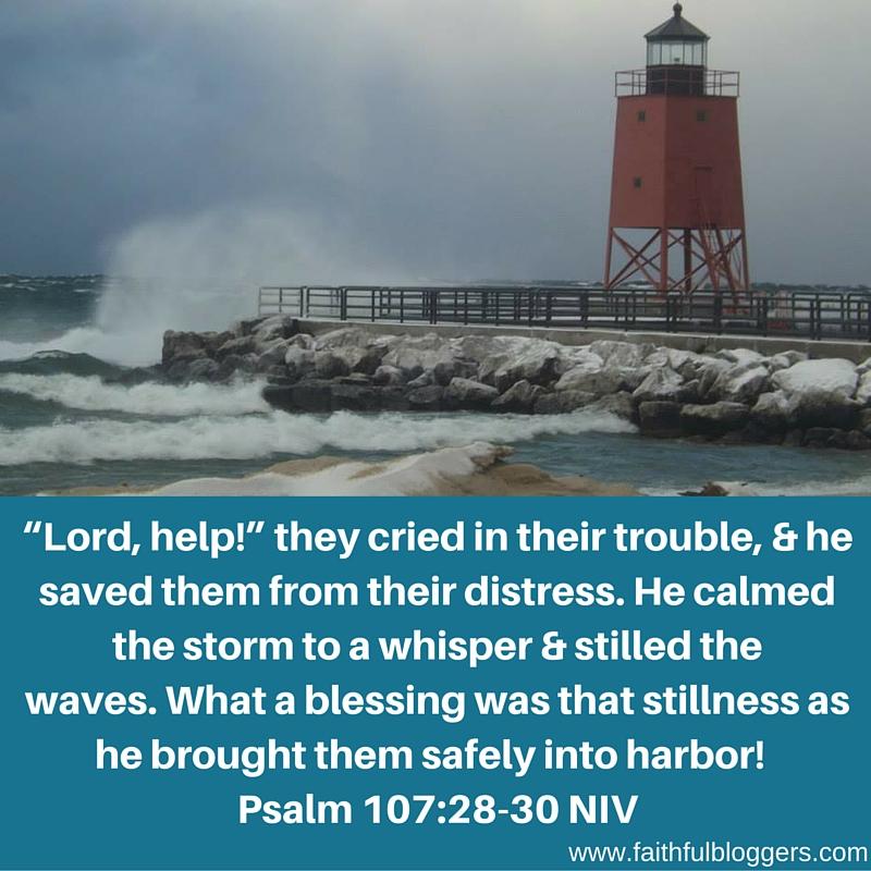 psalm 107:28-30