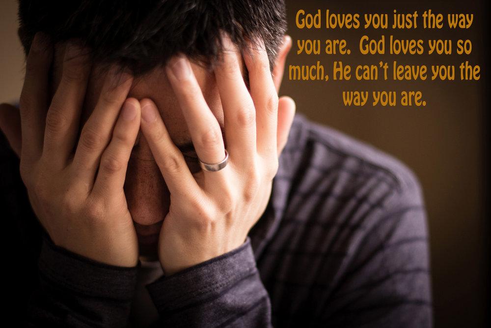 Distress-Christian-Stock-Photo