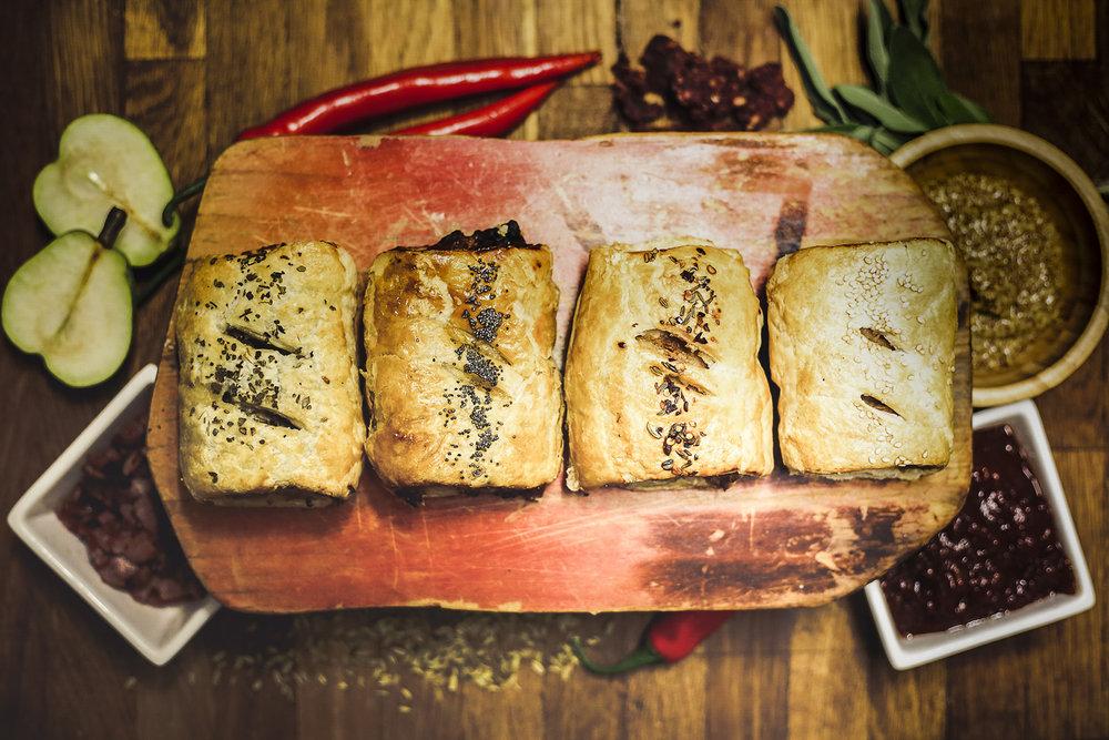 Sausage Rolls Pieman Dublin