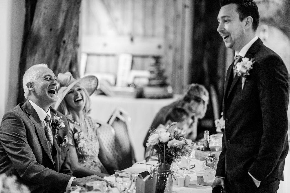 Notley Tythe Barn Reportage Wedding Photos 024.jpg