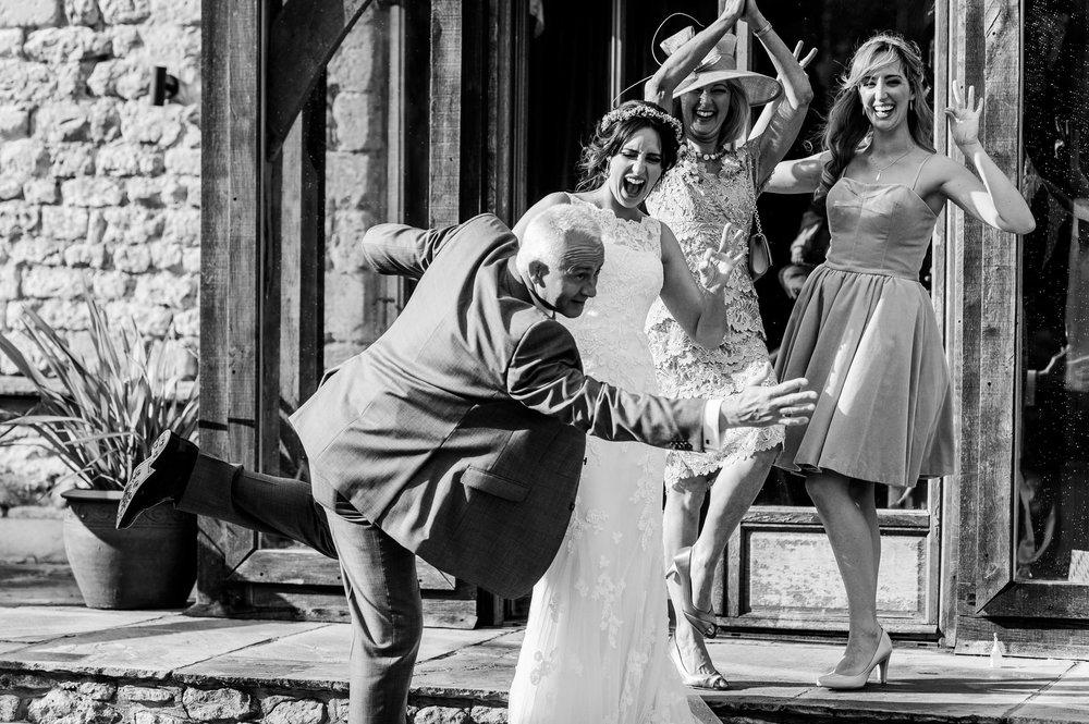 Notley Tythe Barn Reportage Wedding Photos 026.jpg