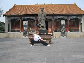 Recent Kim in the Chen Village