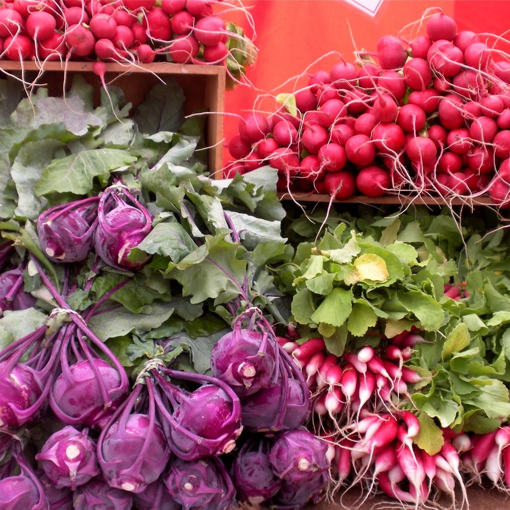 Farmers' Markets -