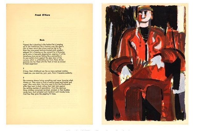 Frank O'Hara Poetry and Grace Hartigan Illustration⠀ #Franko'Hara #GraceHartigan # AbstractExpressionists⠀ .⠀ .⠀ .⠀ #art #artist #monoprint #abstract #abstractartist #colour #creative #fineart #gallery #paint 'instaart #creative #artwork #inspiration #artistoninstagram #artlovers #artnews #artoftheday #artreception #artgallery #artstudio #artinfo #contemporaryart #drawing #design #artistsofinstagram