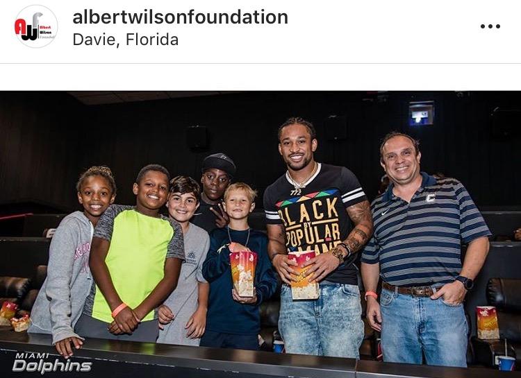 Photo: Albert Wilson Foundation