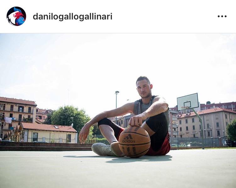 Photo: Danilo Gallinari