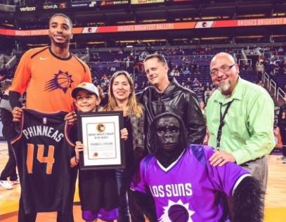 Photo: Phoenix Suns