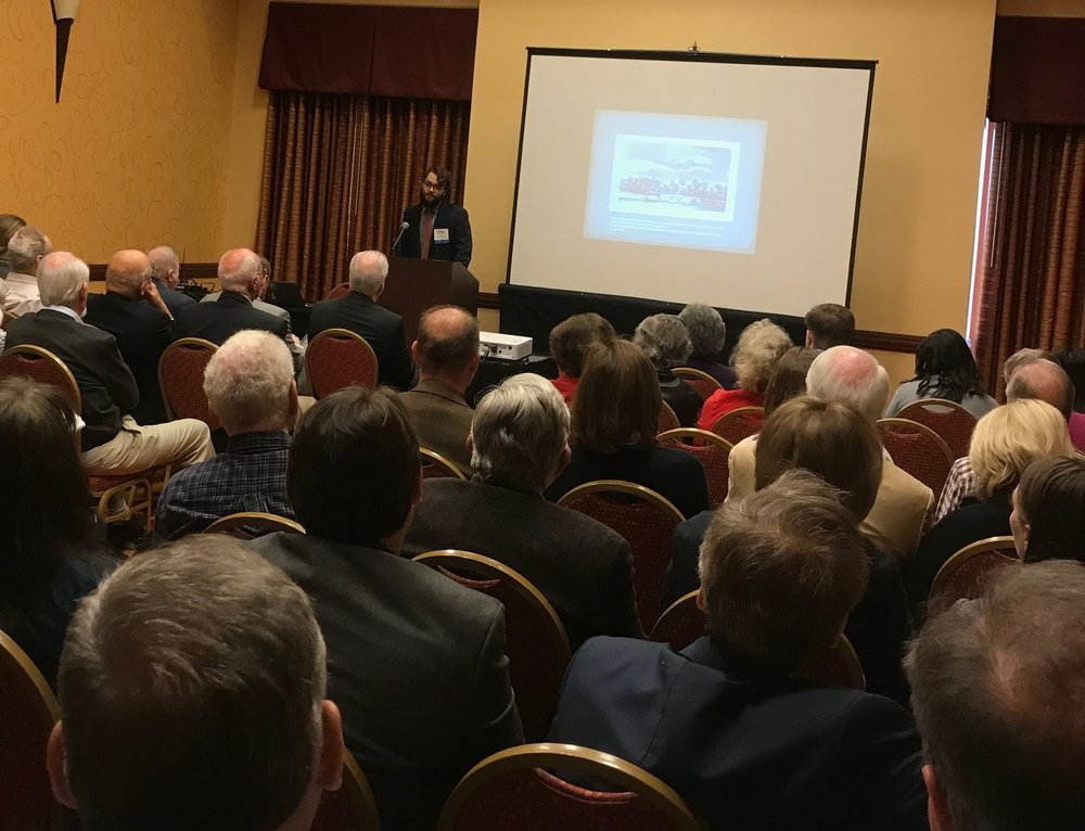 Presentation at the Texas State Historical Association Annual Meeting San Marcos, TX, March, 2018