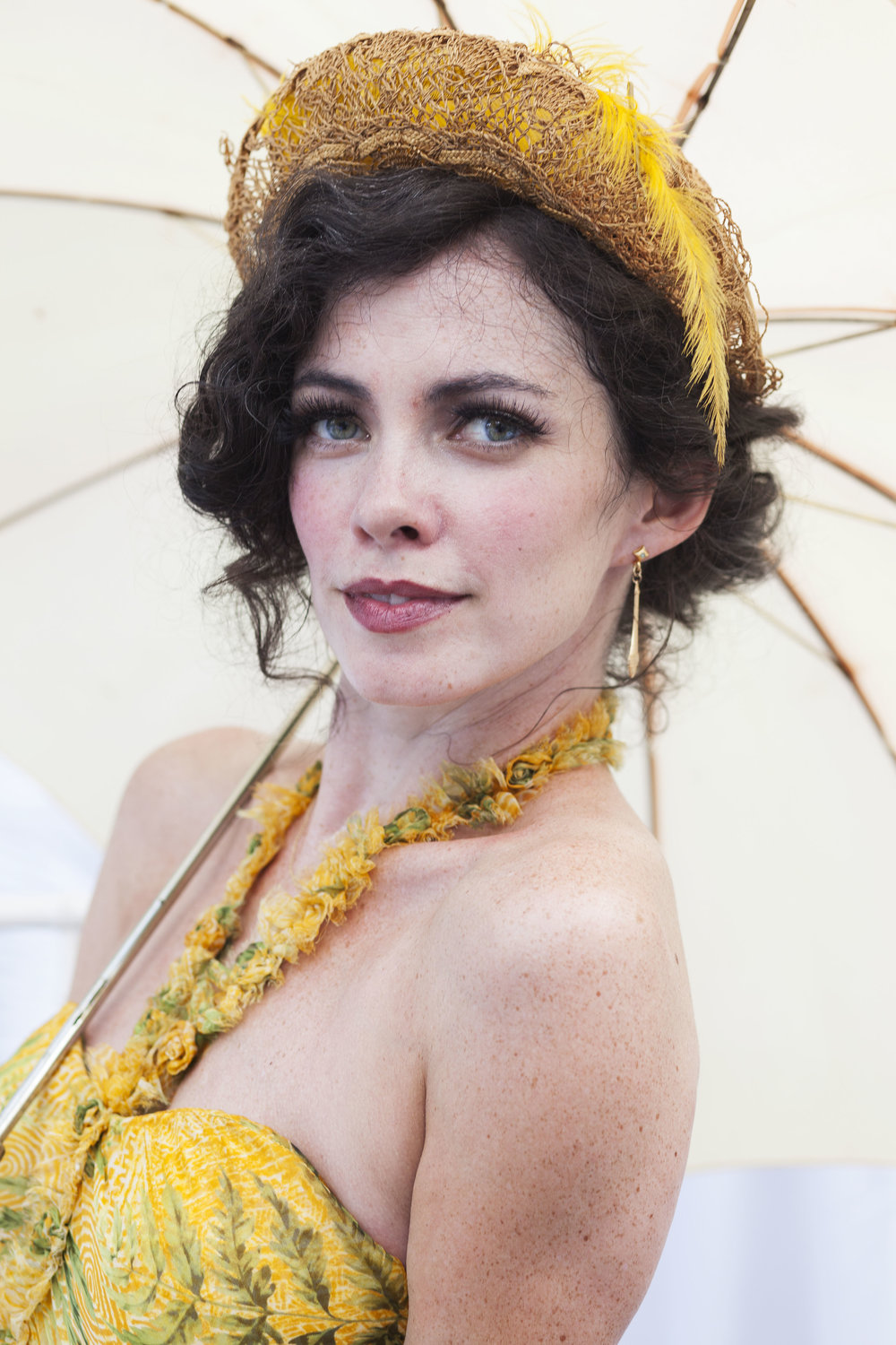 Kristen Minsky. Jazz Age Lawn Party, NYC. 2016