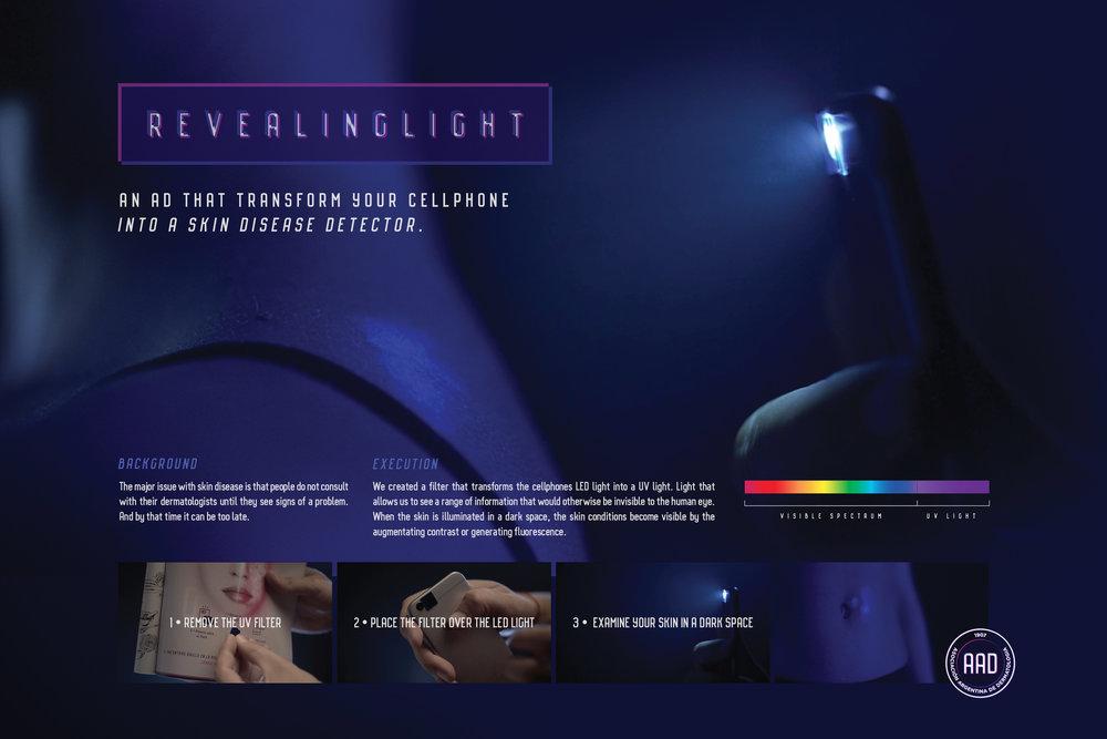 Revealing Light