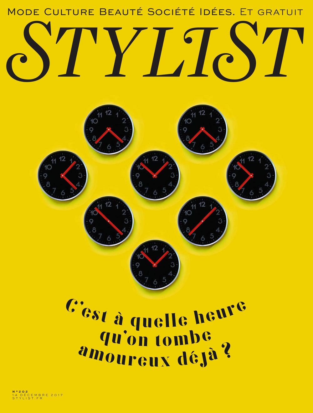 Stylist, édition du 14 Décembre 2017 - Page 20/80