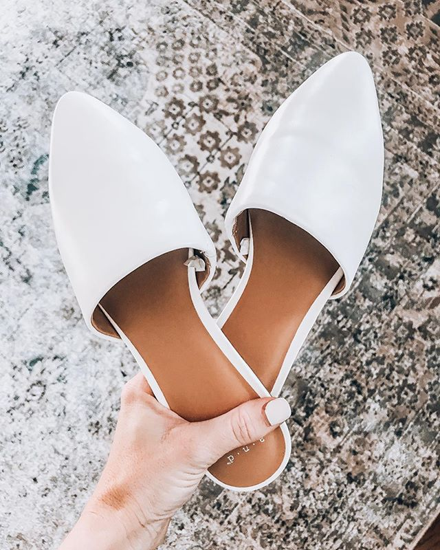 THE shoe show for spring! 🌸Found my white mules! Some dupes are only $25! Linked here in @liketoknow.it . . . . http://liketk.it/2ABJe #liketkit @liketoknow.it #LTKsalealert #LTKunder50 #LTKshoecrush #LTKstyletip #LTKunder100 #LTKitbag #whitemules #mules #white #sliponmules #whitebacklessmules #muleshoes #ootdfash #currentlywearing #fashion #blogger #bloggerstyle #targetstyle #dsw #ootd #shoegame #style #love #igers #styledairies