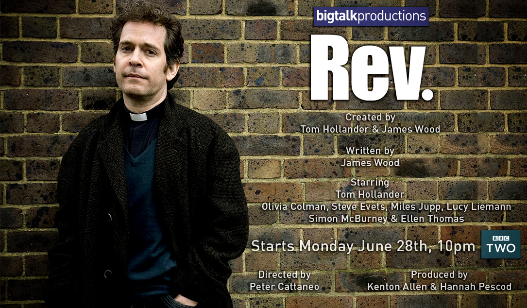 Tom hollander in rev