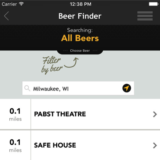 Mke Brewing Co Beer Finder - Anchor 5