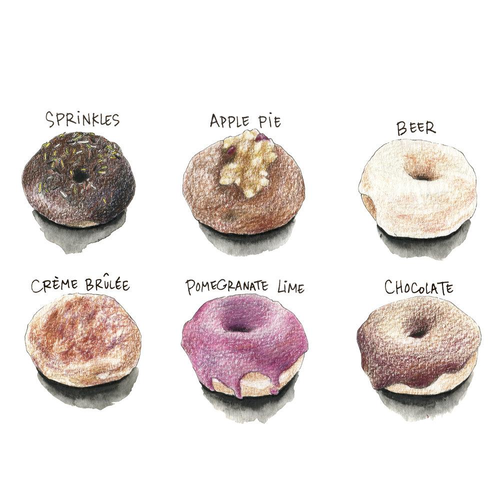 Boneshaker Doughnuts (2017)