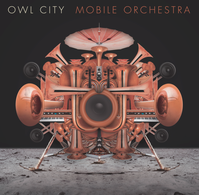 Mobile Orchestra Album Artwork Screenshot