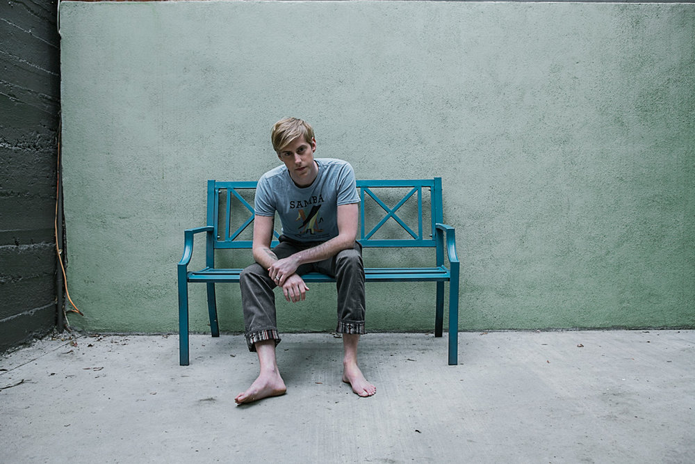 Andrew McMahon - Press Photo