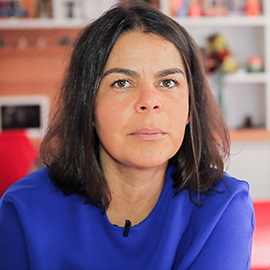 Palestrantes:Daniela Falcão