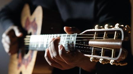 Blackbird El Capitan Guitar Ekoa Lingrove