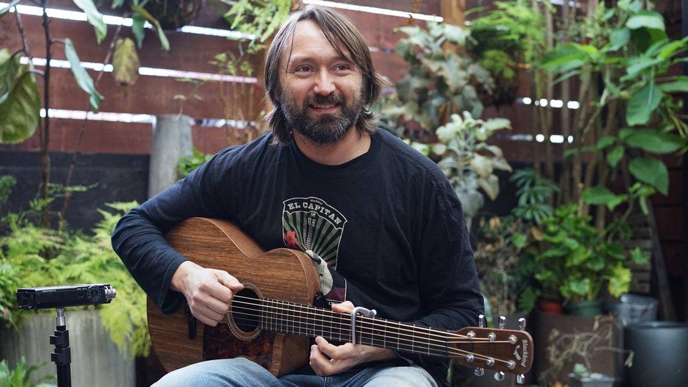 Blackbird Savoy Guitar Ekoa Lingrove