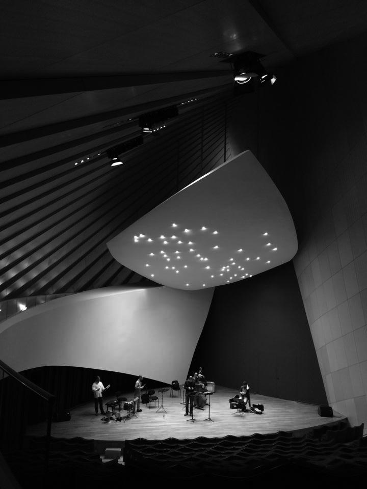 @ Philharmonie Luxembourg (Luxembourg)© Filipe Faria 2015