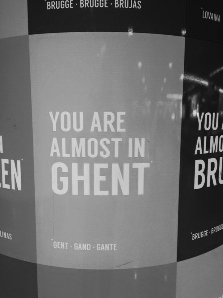 @ Vlaamse Opera (Ghent, Belgique) © Filipe Faria 2015