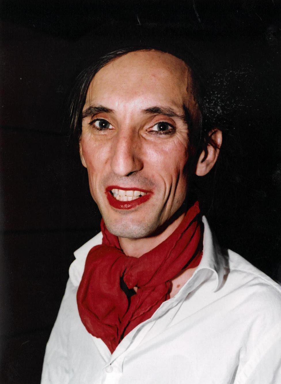 Pete Steis – Flamenco-Tänzer