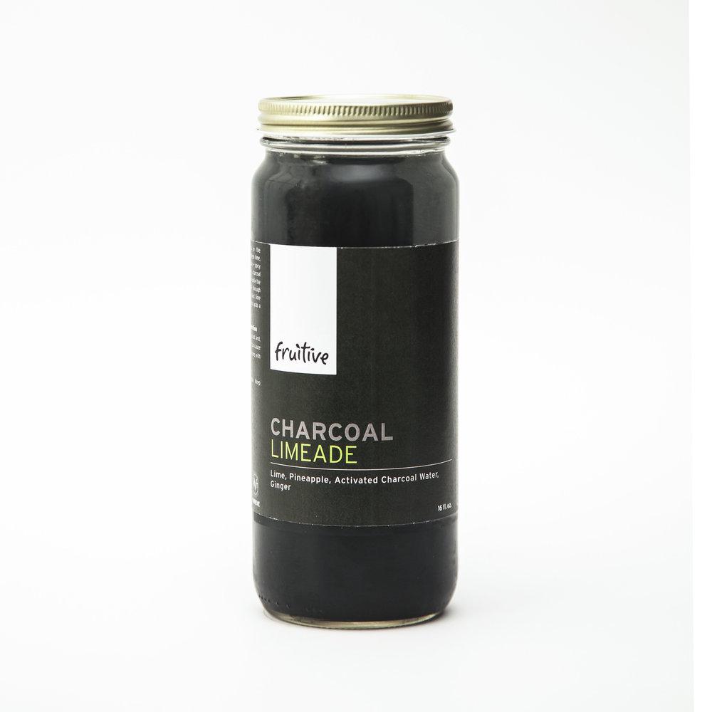Charcoal Limeade